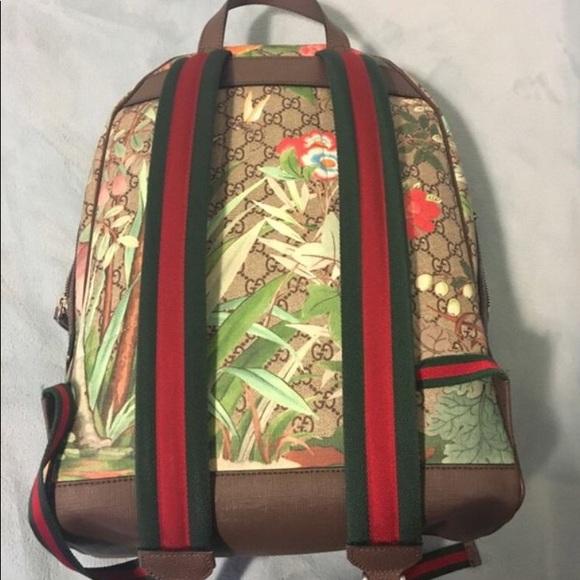 Gucci Bags   Large Backpack   Poshmark 38288a99b8